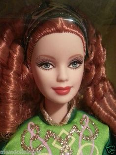 Irish Dance Barbie Doll Festivals of The World Barbie 2006 | eBay