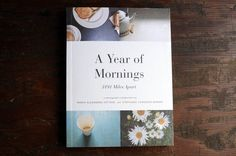 A year of Mornings - great idea when you stumped on what to photograph