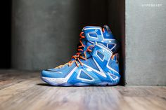 9f1b3bd2b175 A Closer Look at the Nike LeBron 12 Elite