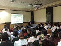 Sesión Informativa CEF.- UDIMA en República Dominicana Becas MESCYT 2013