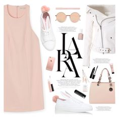 A fashion look from April 2016 featuring Rebecca Minkoff, Faith Connexion and white shoes. Browse and shop related looks. Fashion 2017, Spring Fashion, Winter Fashion, Fashion Tips, Fashion Trends, Casual Outfits, Cute Outfits, Bunny Outfit, All About Fashion