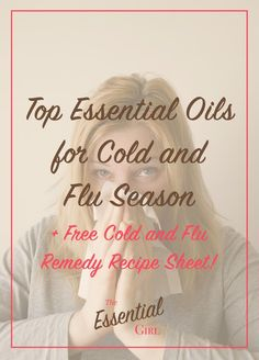 Learn how to use essential oils for cold and flu season! From prevention, to what to do when you first see symptoms, to symptom-specific treatments, there's an oil for that ;)