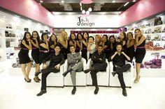 Equipe Jacki Design! Feira Gift - Março de 2012