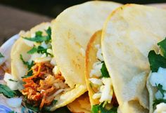 Easy 2 Minute Tacos w/ Mexican Style Meat - taco2