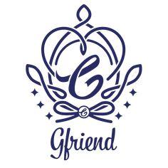 Resultado de imagem para gfriend logo kpop