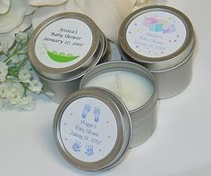 A baby shower is such a wonderful celebration. While just about everything is for the future mommy, it is important to thank guests with a small...