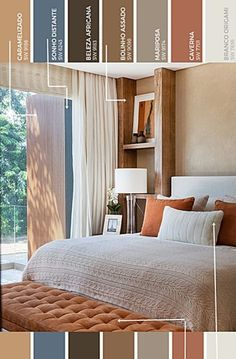 Cozy Bedroom, Room Decor Bedroom, House Color Palettes, Home Room Design, Apartment Interior Design, Cool Rooms, House Rooms, Bedroom Colors, Home Decor Styles