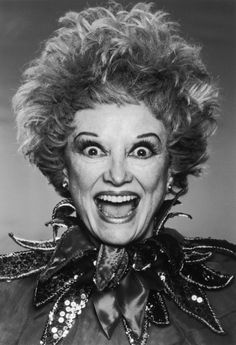 Phyllis Diller (1917–2012), comedienne, R.I.P. #vintagephoto #comedian