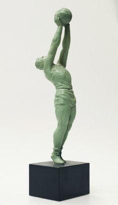 Trophée de sport, années 20-30.