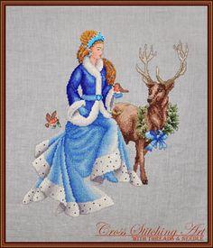 Fairies - Cross Stitch Patterns & Kits - 123Stitch.com