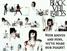 Knives and Pens