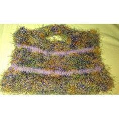 Fluffy Knitted Handbag