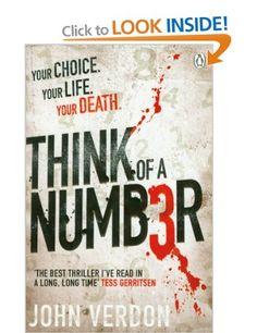 Think of a Number: Amazon.co.uk: John Verdon: Books