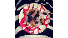 Chia Seed Powercake | via Madewell | by way of instagram @baileybeckstead