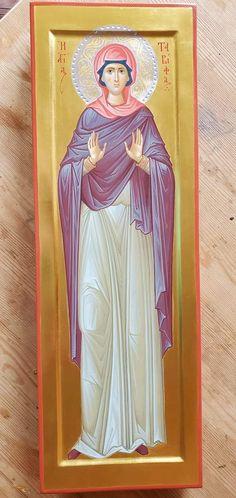 Orthodox Icons, Princess Zelda, Disney Princess, Fresco, Disney Characters, Fictional Characters, Saints, Aurora Sleeping Beauty, God