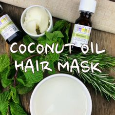 This coconut oil hair mask DIY is life changing! It's an overnight hair mask t., Hairstyles, This coconut oil hair mask DIY is life changing! It's an overnight hair mask that will make your damaged hair feel amazingly soft. This all natural . Hair Tips Video, Diy Hair Videos, Coconut Hair Mask, Coconut Oil Face, Coconut Oil For Hair, Coconut Oil Hair Growth, Coconut Oil Beauty, Hair Growth Mask Diy, Oil For Hair Growth