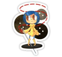 Coraline stickers featuring millions of original designs created by independent artists. Coraline And Wybie, Coraline Art, Coraline Jones, Cartoon Edits, Cartoon Art, Black Bratz Doll, Hello Kitty, Anime Girl Drawings, Kawaii Cat