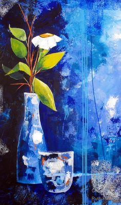 «Blue Morning» de Ruth Palmer