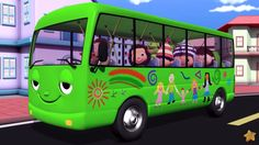FragoleMature.it: Wheels On The Bus   Plus Lots More Nursery Rhymes ...