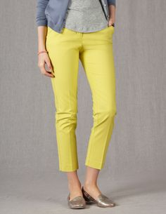 Bistro Crop Trousers