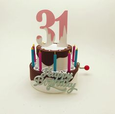 Paper Art Projects, Paper Cake, Delicious Chocolate, How To Make Paper, Best Friends, Birthday, Handmade, Instagram, Beat Friends