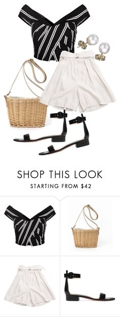 """Untitled #23563"" by florencia95 ❤ liked on Polyvore featuring Alice + Olivia, Isabel Marant, Gianvito Rossi and London Road"