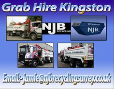 For more detail once visit at:  http://www.njbrecyclingsurrey.co.uk/grab_hire_kingston.html