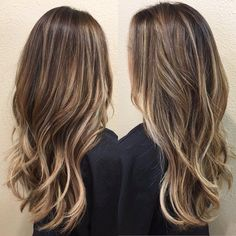 30 Popular Sombre & Ombre Hair for 2018 Cool Hair Color, Ombre Hair Color, Hair Colors, New Hair Do, Great Hair, Summer Hairstyles, Cool Hairstyles, Popular, Sombre Hair