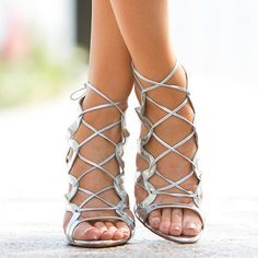 Schutz Leather Heels