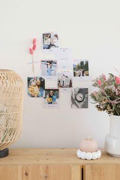 Mur de photo souvenir, personnalisé fête des mères Photo Souvenir, Photo Wall, Diy, Photos, Home Decor, Wall Of Frames, Wall Art, Photograph, Pictures