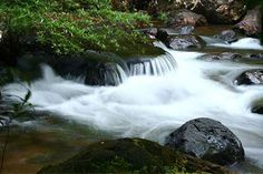 The ethereal Than Mayom Waterfall Koh Chang
