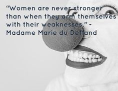 """Women are never stronger than when they arm themselves with their weaknesses. Inspirational Quotes For Women, Strong Women Quotes, Woman Quotes, Me Quotes, Women Empowerment, Arm, Feelings, Arms, Inspiring Quotes For Women"