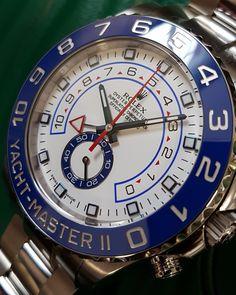 Rolex Yacht Master II Stainless Steel 116680