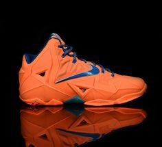 Lebron XI Atomic Orange dostępny na stronie w preorderze! Available in preorder!