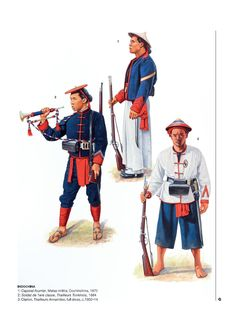 Army History, Asian History, Colonial Art, French Colonial, Army Uniform, Military Uniforms, First Indochina War, French Foreign Legion, Vietnam War Photos