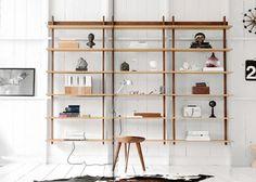Net muebles - Alejandro Sticotti : Biblioteca colgante