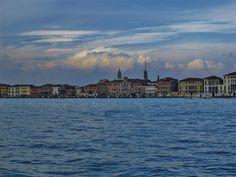Venice from across Giudecca Canal