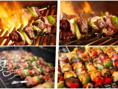 18 рецептов шашлыка и блюд для пикника: http://www.domashniy.ru/article/eda/recept-dnya/18_receptov_shashlyka_i_blyud_dlya_piknika.html