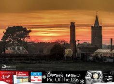 Sunset in St Saviours #LoveGuernsey http://chrisgeorgephotography.dphoto.com/#/album/cbc2cr/photo/20419844 Perrys Guide Ref: Page 22 A3 Picture Ref: 10_12_13 — in Guernsey.