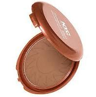 NYC Sunny Bronzer :) best drugstore matte bronzer ever! Very similar to urban decay's naked flushed bronzer but only $3! It is perfect for fair to medium skin and is completely buildable. You can find it at any store like Walmart. Apply with a fluffy brush under your cheekbones and around the hairline on your forehead. Jacklyn Hill on youtube has some excellent videos.