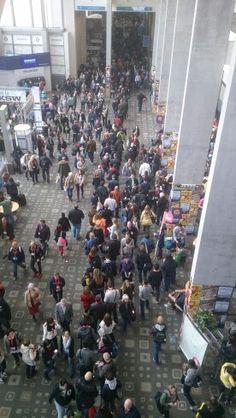 Colas, colas y más colas en #SXSW