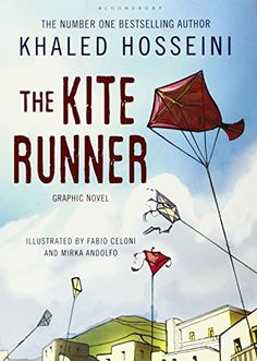 The Kite Runner: Graphic Novel by Khaled Hosseini https://www.amazon.co.uk/dp/1408815257/ref=cm_sw_r_pi_dp_x_qazjzbCN84MMS