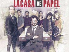La Casa De Papel yani Türkçe adı ile Kağıt Evi 2017 yapımı Aksiyon, Suç, Gizem kategorisinde Netflix yapımı harika bir dizi. Dizinin YapımcısıÁlex Pina.