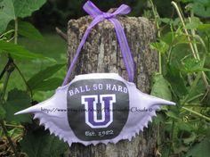 Ravens Baltimore Blue Crab Shell Art Christmas Ornaments Favors Weddings Groomsmen Gift Ball So Hard Stocking Stuffers