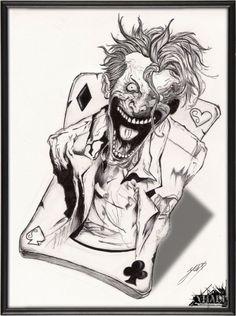 the joker by yhali