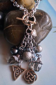 """""""the witching hour"""" necklace available at my Etsy page  http://www.etsy.com/shop/shaunaprudhomme?ref=search_shop"""