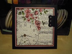 WT323 Just a note by ahelynck - Cards and Paper Crafts at Splitcoaststampers