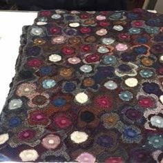 Sophie Digard scarf - special order