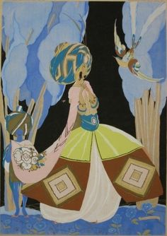 Umberto Brunelleschi Inspiration Art, Italian Artist, Vintage Ads, Artist At Work, Golden Age, Digital Illustration, Illustrators, Fairy Tales, Concept Art
