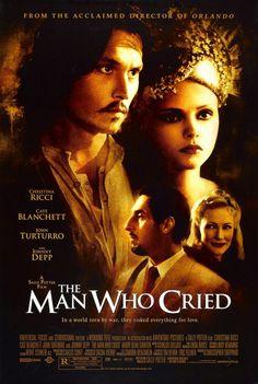 Toutes les affiches officielles et affiches teaser du film The man who cried(2000)